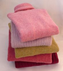 Strickjacke beim waschen verfilzt